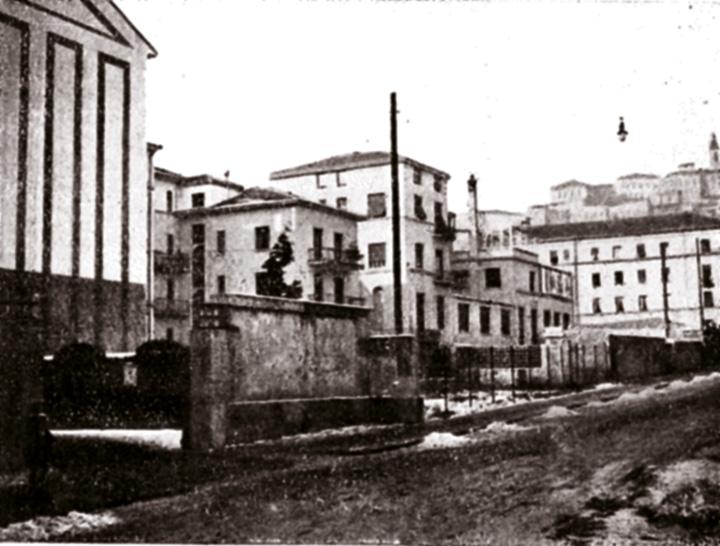Il convento del Matris Domini