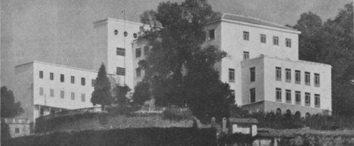 La sede della Coral Gil