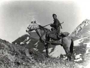 Giovanni Brasi, comandante della 53° Brigata Garibaldi