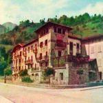 La casa di cura Quarenghi di San Pellegrino, esempio di integrazione prima della legislazione razzista del 1938, per gentile concessione della famiglia Quarenghi