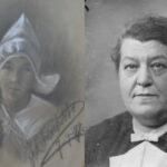 La famiglia Muggia. Collage di fotografie. Archivio privato.