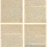 """""""Relazione attività"""" di Ettore Tulli, relativa al periodo settembre-dicembre 1943, diretta all'Ufficio patrioti e datata 27 ottobre 1945"""