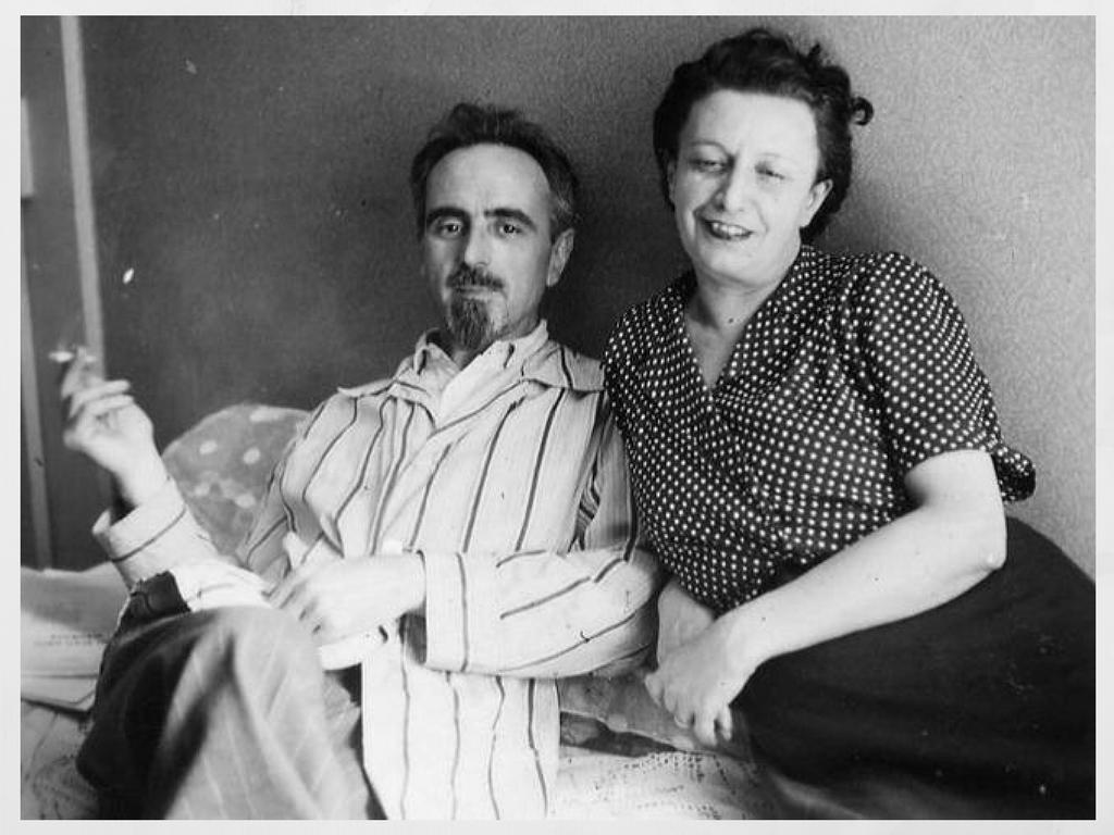 Ada e Ernesto Rossi, archivio privato