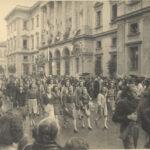 La sfilata del 4 maggio 1945