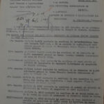 Relazione mensile delle confische dei beni ebraici in provincia di Bergamo, 1 giugno 1944, per gentile concessione dell'Archivio di Stato