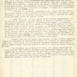 Estratto da L'Opera delle suore delle Poverelle (Istituto Palazzolo) nel periodo di lotta clandestina, relazione non firmata, s.d.