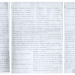 Relazione del capoguardia Fusaglia al Direttore del carcere di Sant'Agata sull'irruzione dei tedeschi nella notte tra il 10 e l'11 settembre
