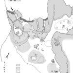 "Carta della grotta di Zeret, tratte da Alfredo Gonzalez- Ruibal, Yonatan Sahle, Xurxo Ayan Vila, A social Archaeology of colonial War in Ethiopia, in ""World Archeology"", vol 43, n. 1, marzo 2011"