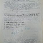 Inventario dei beni sequestrati, per gentile concessione dell'Archivio di Stato
