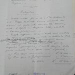 Relazione dell'Ufficio del Genio Civile di Bergamo con il calcolo dei danni provocati dall'assalto dei tedeschi al carcere di Sant'Agata, Bergamo 16 novembre 1943, per gentile concessione dell'Archivio di stato di Bergamo