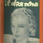 La figlia Lotte, attrice famosa nell'Italia degli anni Trenta