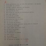 Pratica relativa al sequestro dei beni di Regina Hazan, per gentile concessione dell'Archivio di Stato