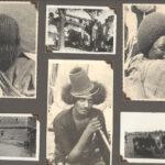 Fotografie dall'album di un militare bergamasco