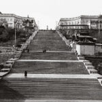 Una cartolina di Odessa