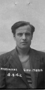 Stefano Giovanni Marinoni intervistato a Cerete Alto, il 1° novembre 1986 da A. Bendotti