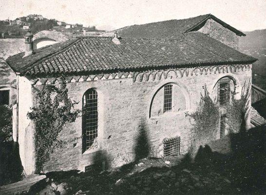 Il chiostro di San Francesco