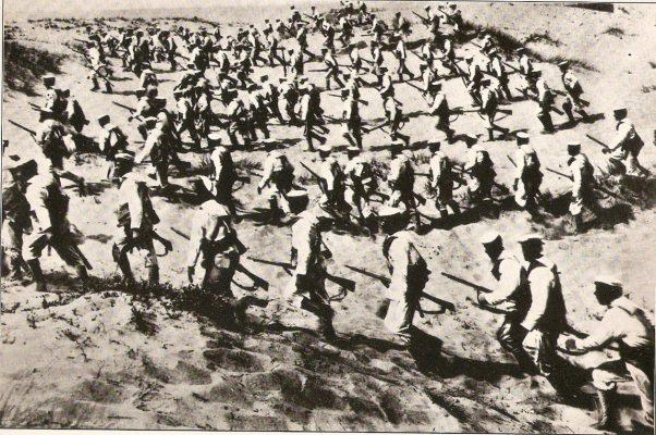L'esercito italiano a Tripoli