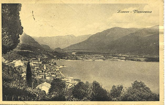 Lovere Panorama, Cartolina Postale