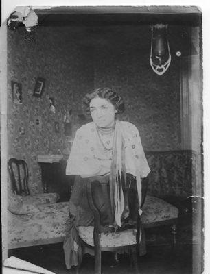 Lisaveta Ghelfenbein, per gentile concessione dei suoi discendenti