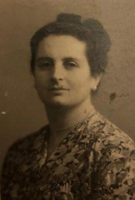 Mary Tadini Leidi, per gentile concessione dei nipoti di Mary Tadini